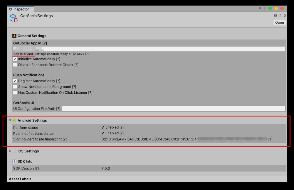 Unity - GetSocial SDK Documentation